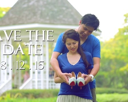 Ken & Winnie's Save the Date Video